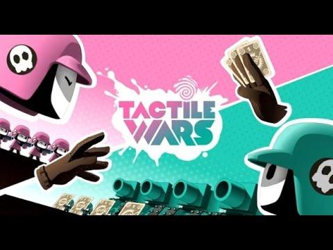 Tactile Wars - Тактическая стратегия  с мультиплеером на Android