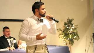 TOAST OF HONOR - Epic Wedding Speech