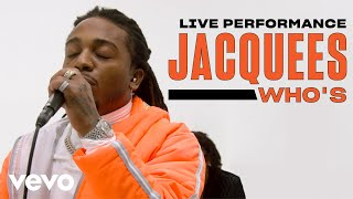 "Jacquees - ""Who's"" Live Performance 