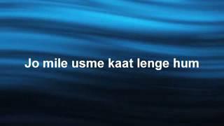 lirik lagu arijit singh muskurane ki wajah tum ho