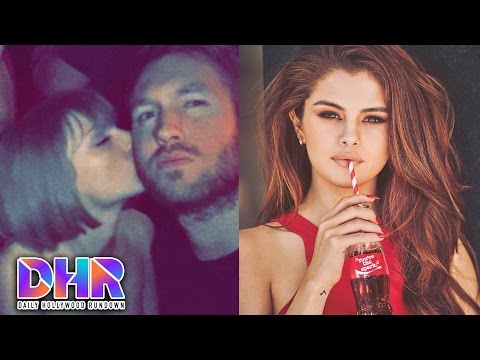 Calvin Slams Taylor On Twitter About Katy Perry - Selena Gomez Takes Down Justin Bieber (DHR)
