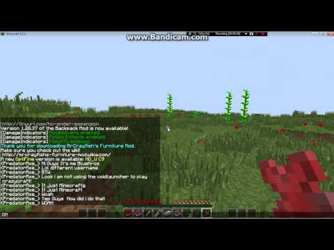 How To Play CrazyCraft Without Void Launcher 2014