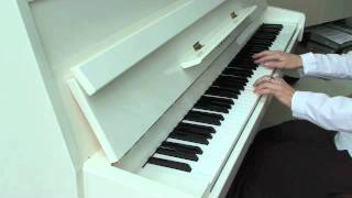 We Move Lightly Piano Solo Dustin O 39 Halloran