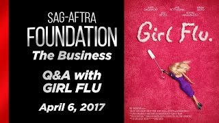The Business: Q&A with GIRL FLU