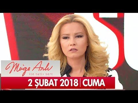 Müge Anlı ile Tatlı Sert 2 Şubat 2018 - Tek Parça