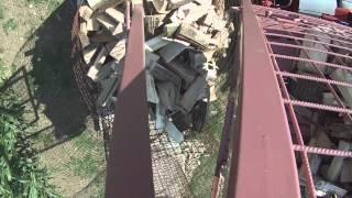 Brennholzproduktion