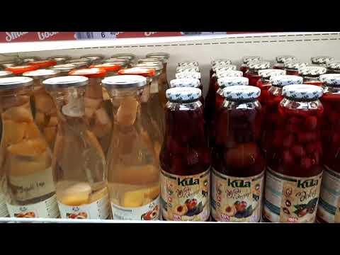 Тбилиси 2018. Цены на продукты и спиртное в Грузии.