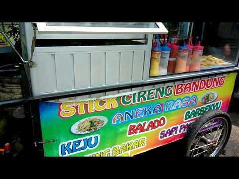 STICK CIRENG BANDUNG BALADO - JAJANAN SD MURAH!!!