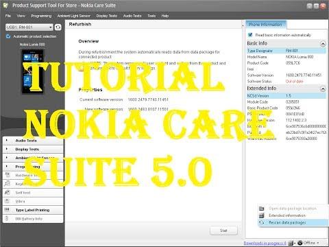Como instalar a Lumia Black pelo Nokia Care Suite [PT BR]