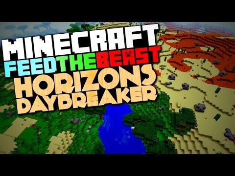 FTB Horizons 2 Daybreaker Modpack Spotlight (Minecraft 1.7.10)