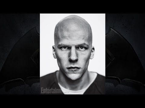 First Look At Jesse Eisenberg As Lex Luthor Review - AMC Movie News