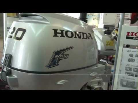 Лодочный мотор Honda BF 20 D3 SHU