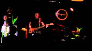 Second - Arkana Bakma @ Peyote Taksim 21.05.2011 [HD]