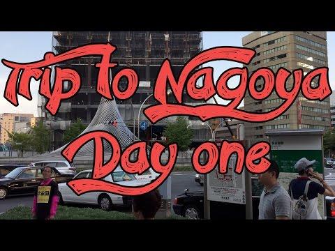 Trip to Nagoya! Nagoya Station, Night Club, and Ramen (JET Program)