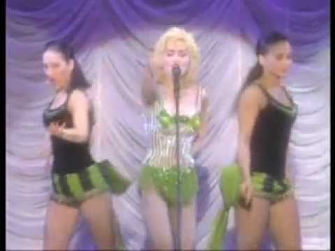 Madonna - Hanky Panky (Live The Blond Ambition Tour)
