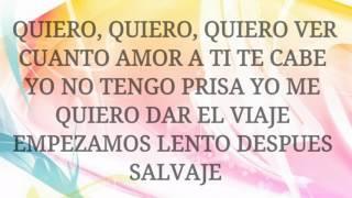 Luis Fonsi ft Daddy Yankee - Despacito (letra)