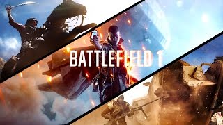 BATTLEFIELD 1 - CAMPAIGN GAMEPLAY WALKTHROUGH (1ST 2 MISSIONS) + MULTIPLAYER EARLY ACCESS!