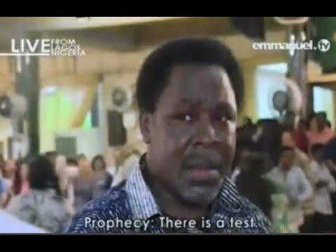 SCOAN 12/06/16: Prophecy & Deliverance With Prophet TB Joshua (Part 2/4). Emmanuel TV