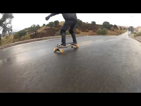 Longskate Arbus: Wet Chicken