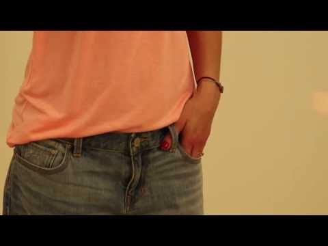 Life Is Shorts - Gap Sexy Boyfriend Shorts video