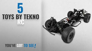 Top 10 Tekno Rc Toys [2018]: Tekno RC 1/10th 4WD Competition Short Course RC Truck