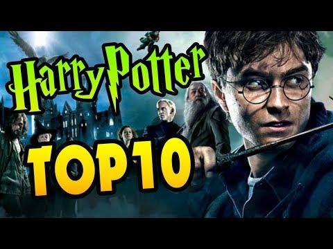 Гарри Поттер и ТОП 10 Самых Сильных Волшебников