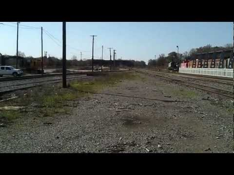 McComb, MS Train yard