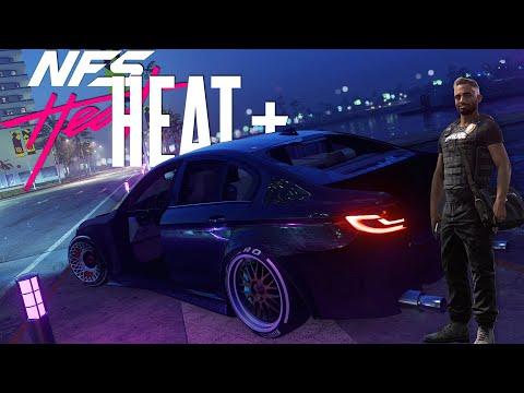 ALLE NEUEN FEATURES & INHALTE! - NFS HEAT+ 2.0! | Need for Speed Heat Mods