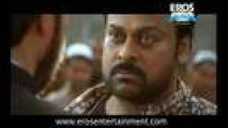 Action star Chiranjeevi - Indra - The Tiger