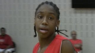 Jashaun Agosto 8th Grade Highlights - 2012 John Lucas Camp - MiddleSchoolHoops.com