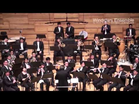 Windstars Ensemble - Jounetsu Tairiku