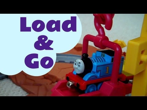 Take N Play Load & Go Thomas The Train Set Kids Toy Train Set Thomas & Friends