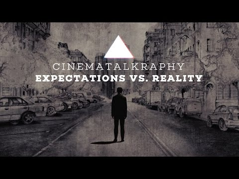 Analysis Of Expectations Vs. Reality