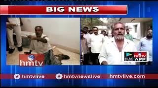 రైతు రాజయ్యపై దాడి చేసిన డిప్యూటీ తహశీల్దార్ | Farmer Vs MRO | Warangal | hmtv