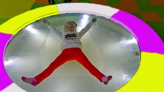 Fun Indoor Playground for Kids | Entertainment for Children Play Center