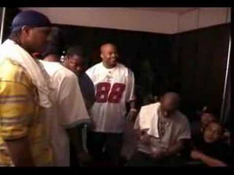 DMX vs. Jay-Z - Freestyle