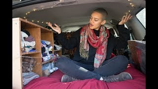 car living - my suv tour