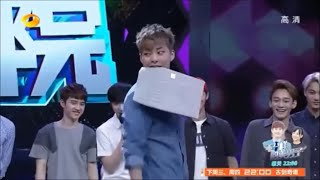 [SUB ESPAÑOL] 140705 EXO Happy Camp (2-8)