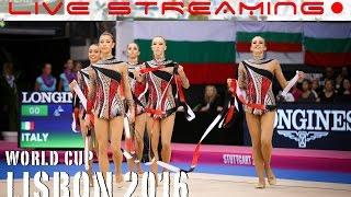 Lisbon - World Cup GR 2016