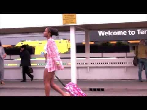 RACHEL HYLTON - SEXY GIRL - THE LIMELIGHT UK XTRA - BEHIND THE SCENES - PRESENTER CAMARA