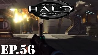 Halo: Combat Evolved Anniversary - Part 56_ Bullseying Womp Rats - Walkthrough / Let's Play