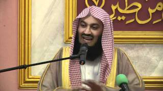 Video: Muhammad and His Message - Mufti Menk