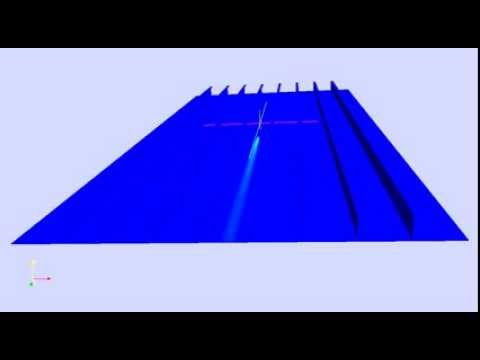 Shipbuilding Application: Virtual Welding of Stiffened Panels with VIRFAC®