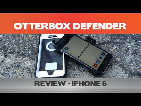 Comprehensive Review - Should you get the Otterbox Defender for the iPhone 6?