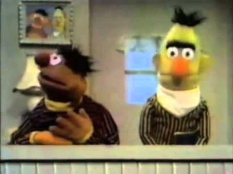 Sesame Street - Ernie Questions His Existence