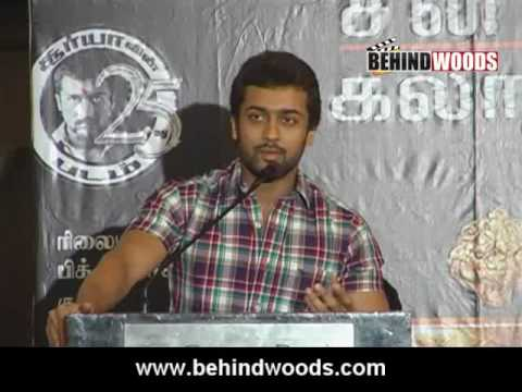 Suriya on Singam - Special Video
