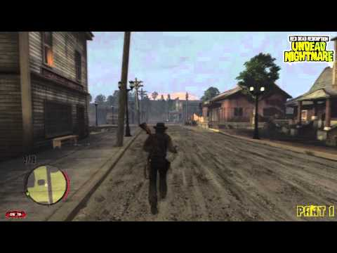 Red Dead Redemption: Undead Nightmare - Part1: John Marston (passo-a-passo))