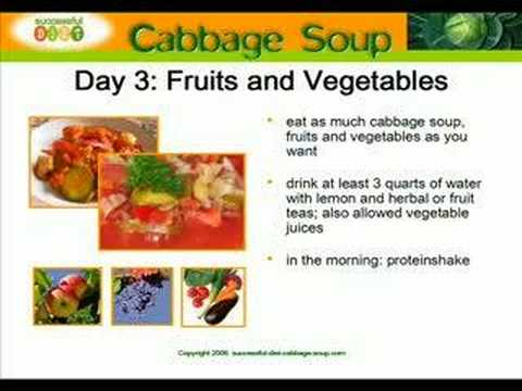 Best Cabbage Soup Diet - YouTube