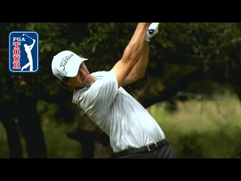 Adam Scott's winning highlights from the 2010 Valero Texas Open.