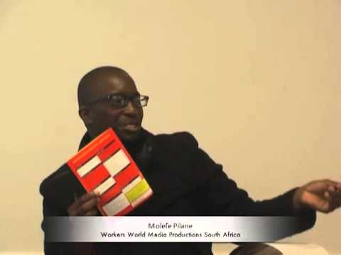 Labor Media In South Africa and Workers World Media Productions With Molefe Pilane